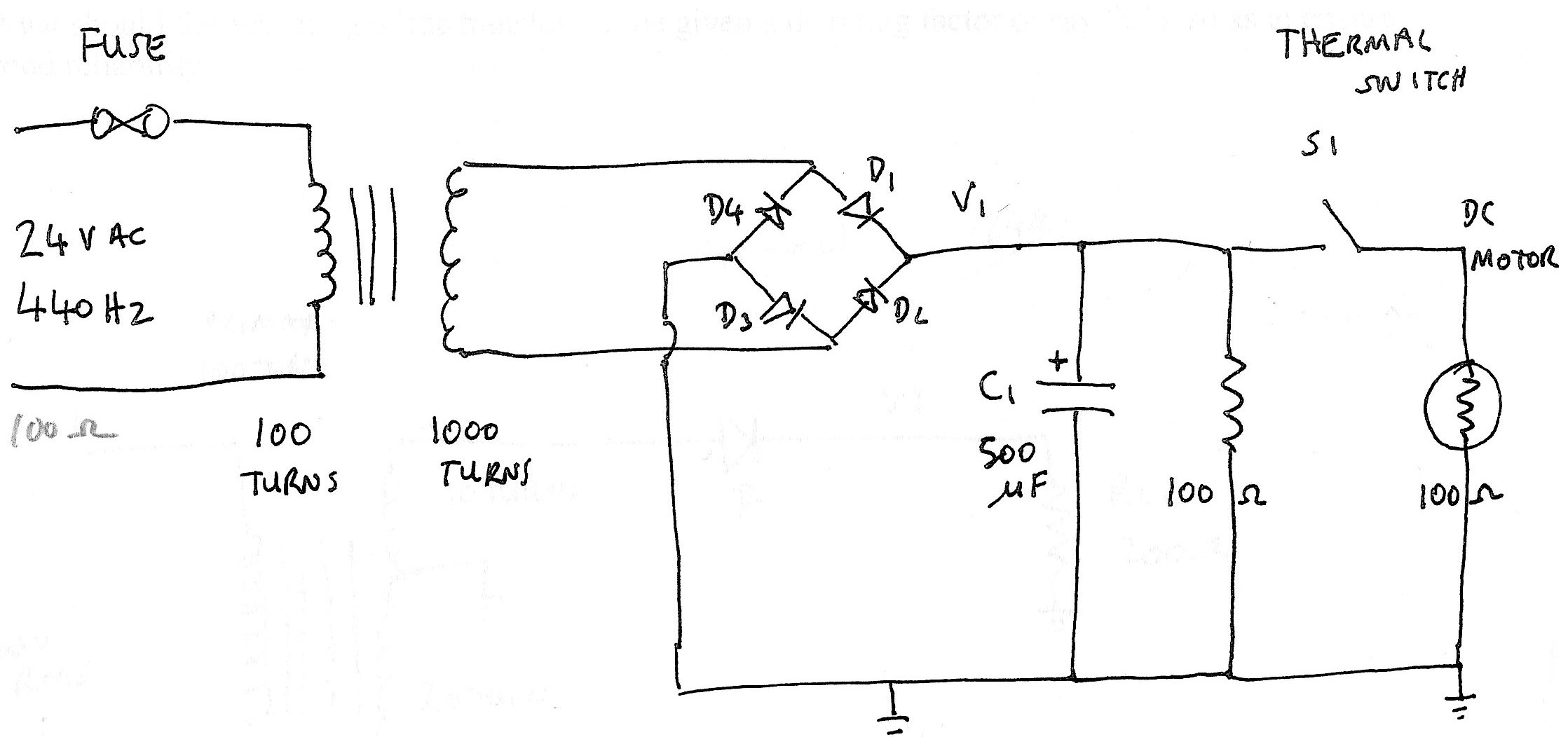 Help With A High Voltage Power Supply