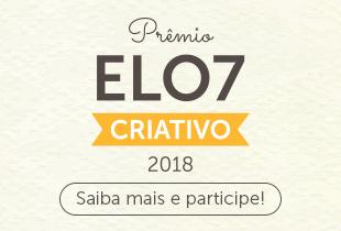 Prêmio Elo7 Criativo 2018 - Saiba mais e participe!