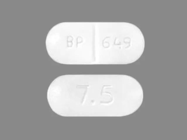 Hydrocodone Acetaminophen Norco