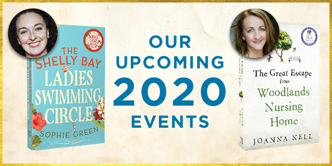 Find out about our upcoming 2020 events