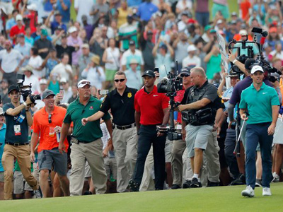 Tiger's greatest win