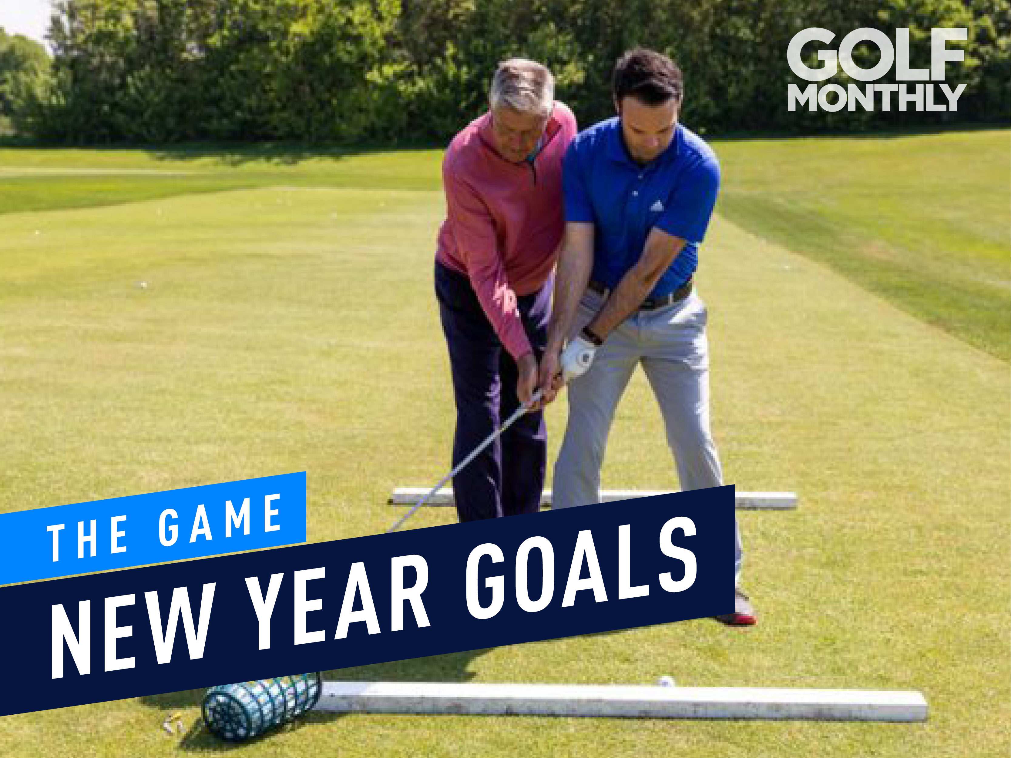 8 New Year's Resolutions For Golfers
