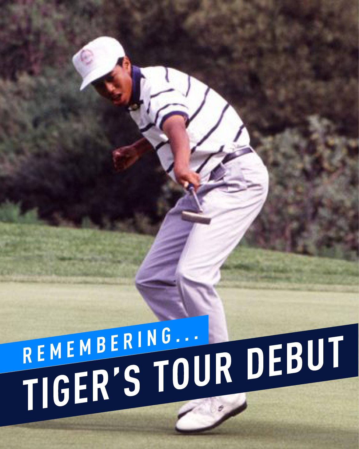 Tiger Debut
