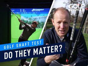Golf Shaft Test