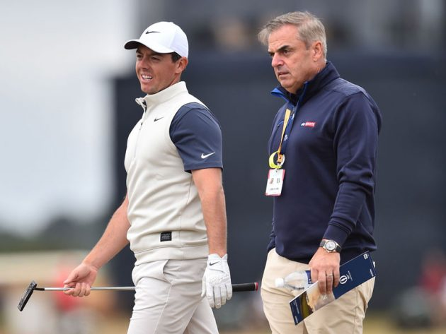 McGinley On McIlroy