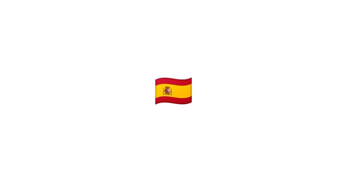flagge spanien emoji