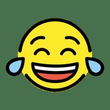 😂 Cara Llorando De Risa Emoji
