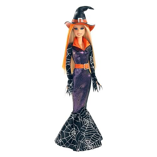 Barbie Trick or Chic Halloween Doll