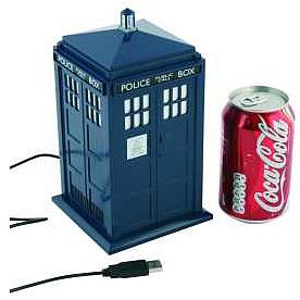 Doctor Who TARDIS USB Micro Fridge