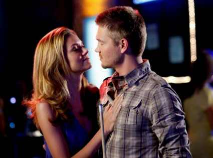 Hilarie Burton, Chad Michael Murray, One Tree Hill