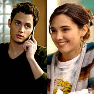 Penn Badgley, Laura Breckenridge