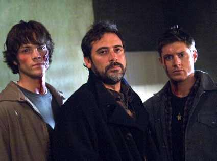 Jared Padalecki, Jeffrey Dean Morgan, Jensen Ackles, Supernatural
