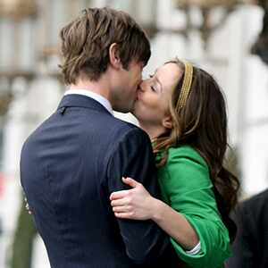 Gossip Girl, Chace Crawford, Leighton Meester