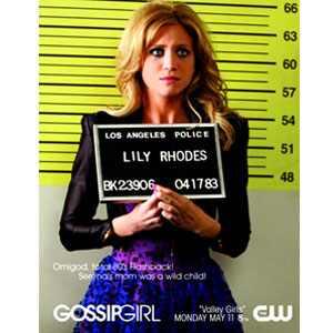 Valley Girls, Gossip Girl (poster)