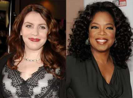 Stephenie Meyer, Oprah Winfrey