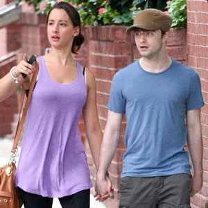 Daniel Radcliffe, Girlfriend