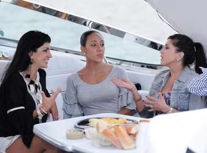 Teresa Giudice, Melissa Gorga, Jacqueline Laurita, Kathy Wakile, The Real Housewives of New Jersey