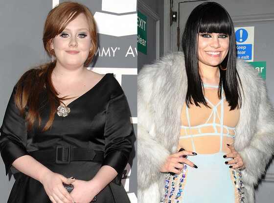 Adele, Jessie J, Famous Classmates