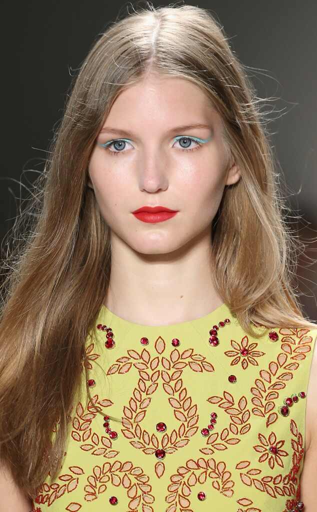 Jenny Packham, Makeup, NYFW