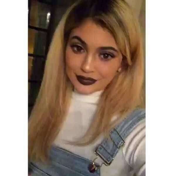 Kylie Jenner Opens Up About Her Lip Fillers And The