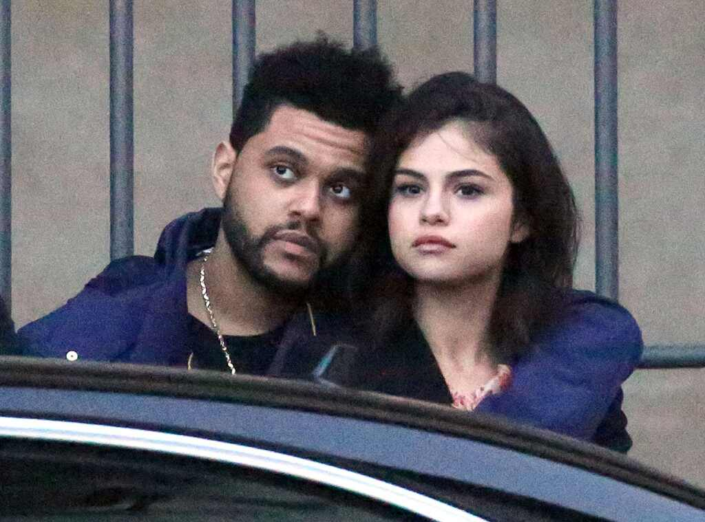 Selena Gomez, The Weeknd, Florence, Italy