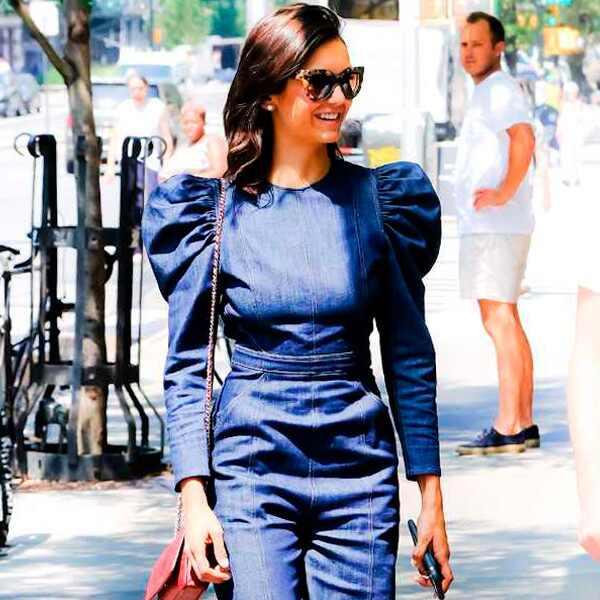 ESC: Nina Dobrev, Best Dressed
