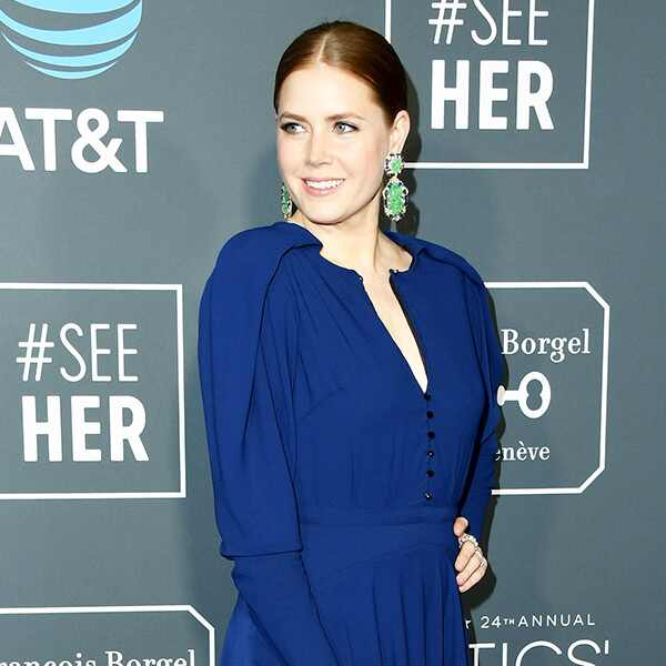 Amy Adams, 2019 Critics Choice Awards