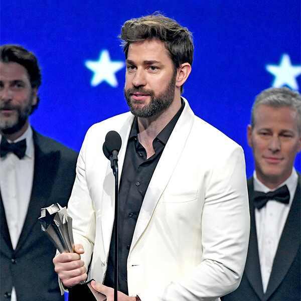 John Krasinski, 2019 Critics Choice Awards, Show