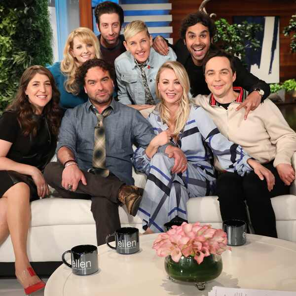 The Big Bang Theory, Ellen DeGeneres Show