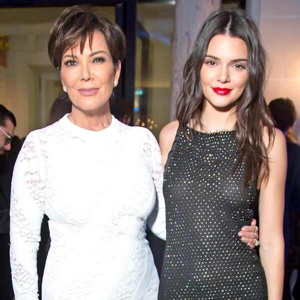 Kendall Jenner, Kris Jenner