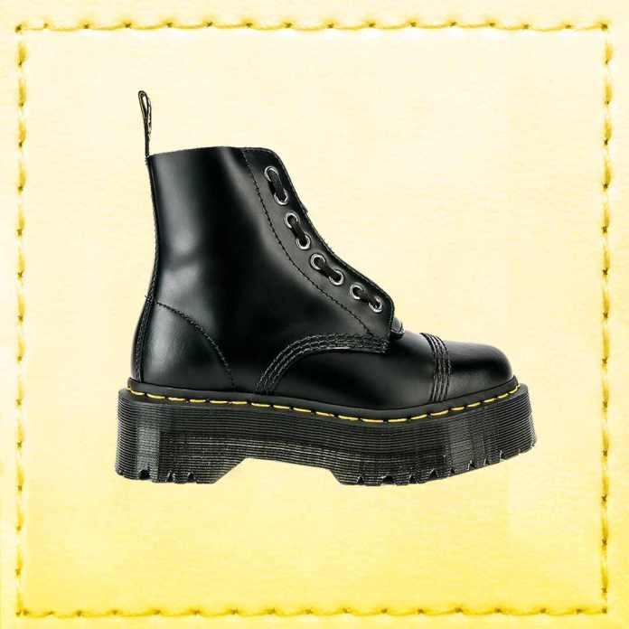 E-Comm: Dr. Martens Are Back