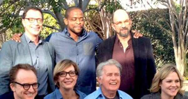 A West Wing Reunion Happened and You Need to See the ...