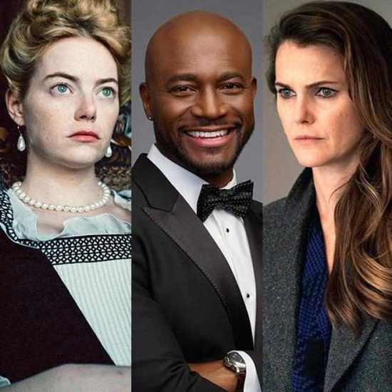 Emma Stone, Taye Diggs, Keri Russell, 2019 Critics Choice Awards
