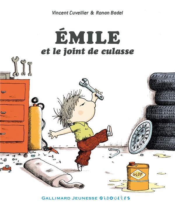 Émile et le joint de culasse
