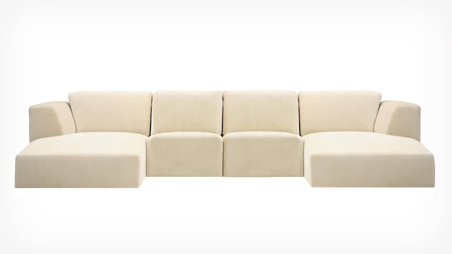 Morten 4 Piece Sectional Sofa With Chaise
