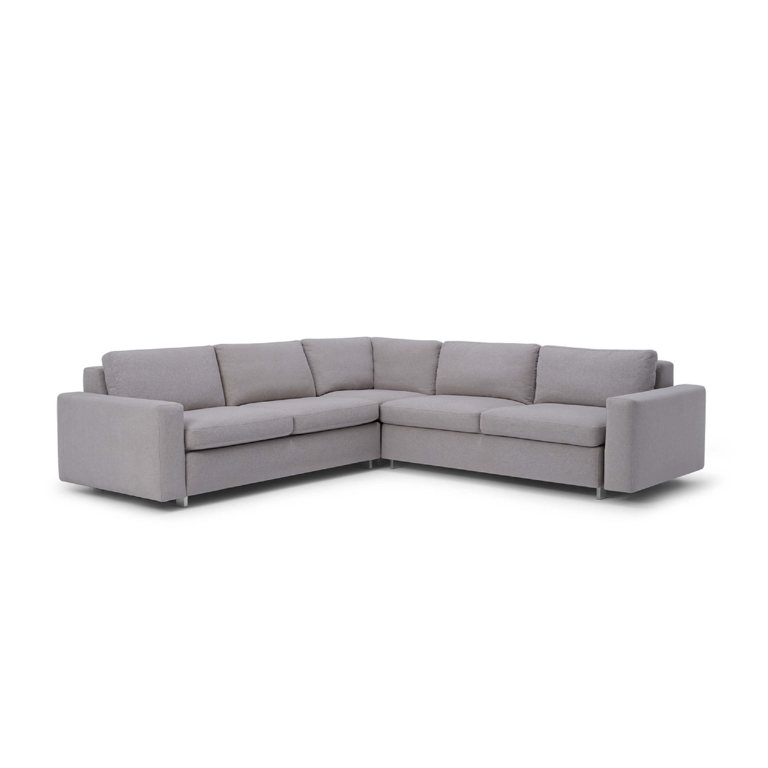 reva 3 piece sectional sleeper sofa with storage loveseat