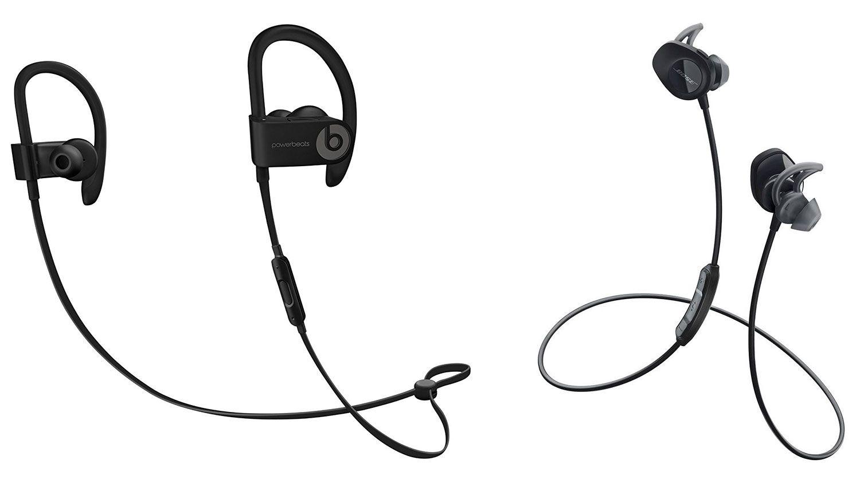 Powerbeats 3 Vs Bose Soundsport