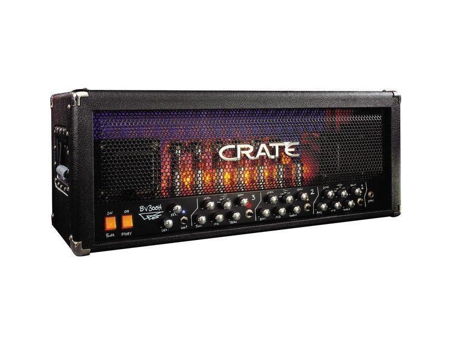 Crate BV300HB Blue Voodoo Guitar Amp Head Reviews & Prices