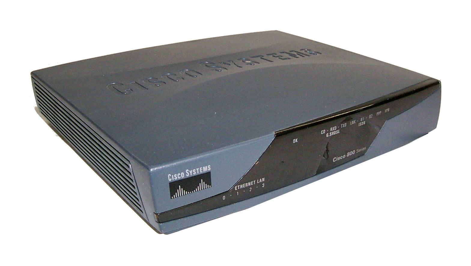Cisco 800 Series 878 Version 12 4 24 T Integrated Services