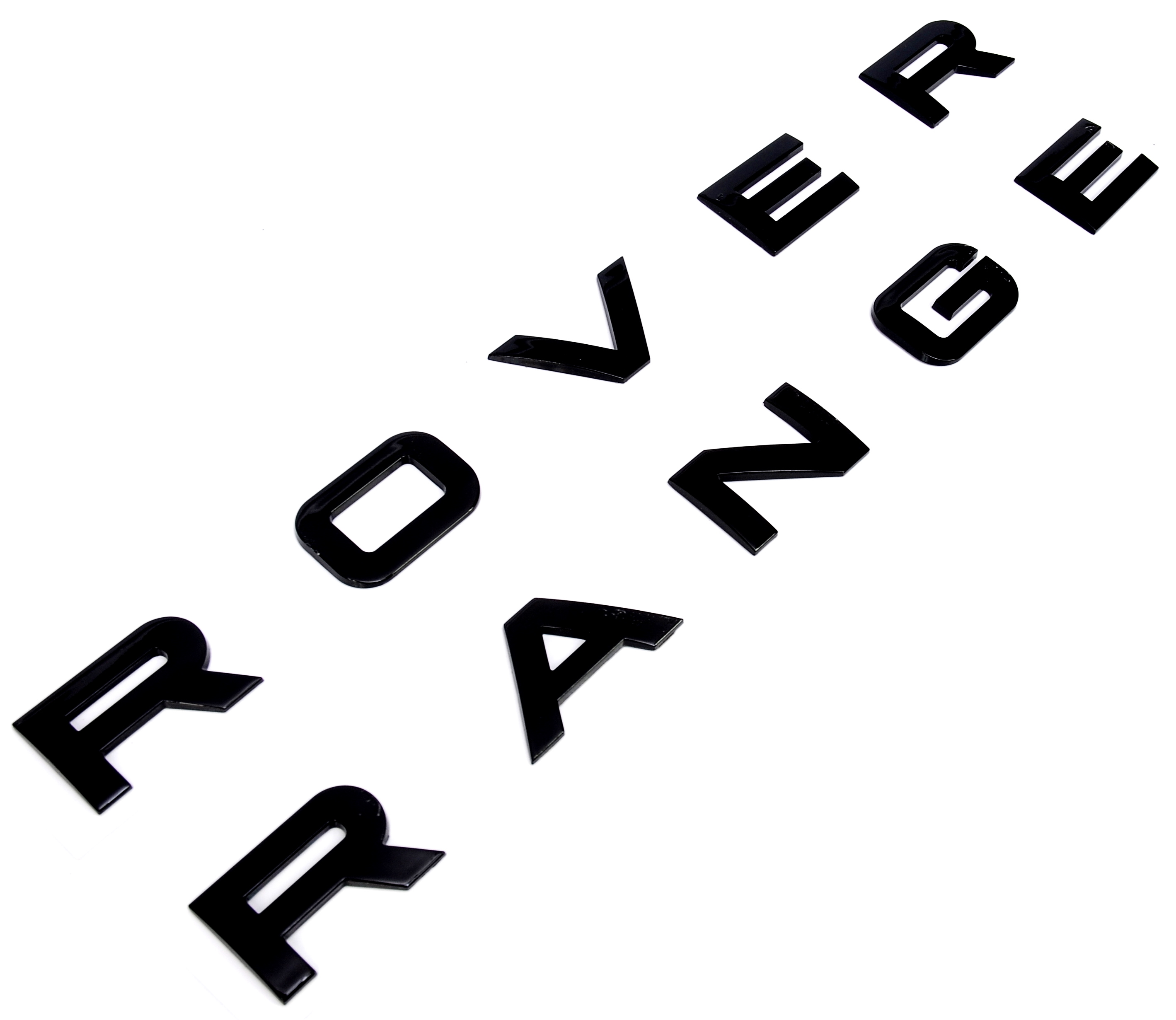 Range Rover Black On Black