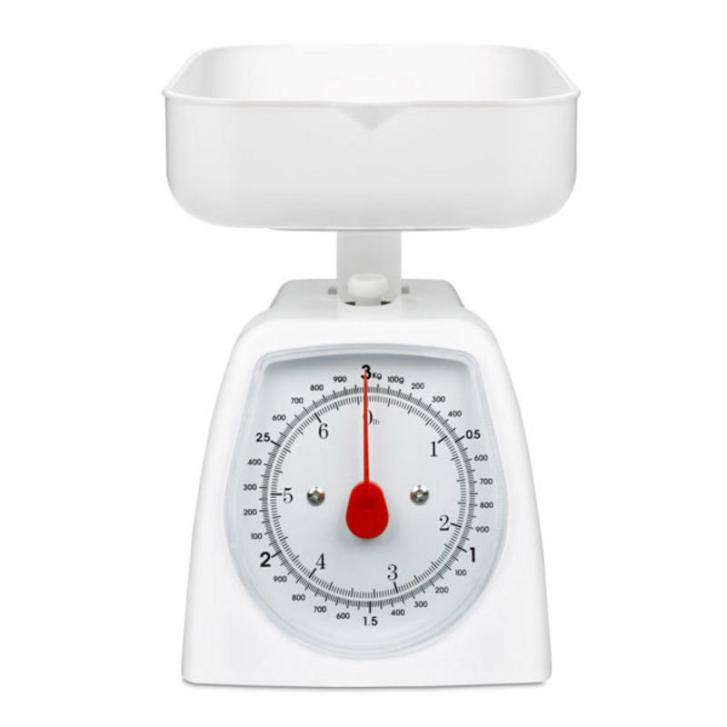 Plastic Mechanical Kitchen Weighing Scales Baking Cooking New Preview
