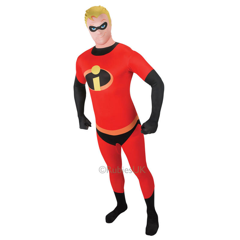 Mr Incredible Out Of Shape