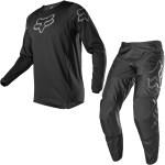Fox Racing 2020 180 Prix Motocross Jersey Pants Black Kit New Arrivals Ghostbikes Com