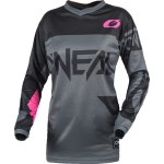 Oneal Element 2021 Racewear Ladies Motocross Jersey New Arrivals Ghostbikes Com