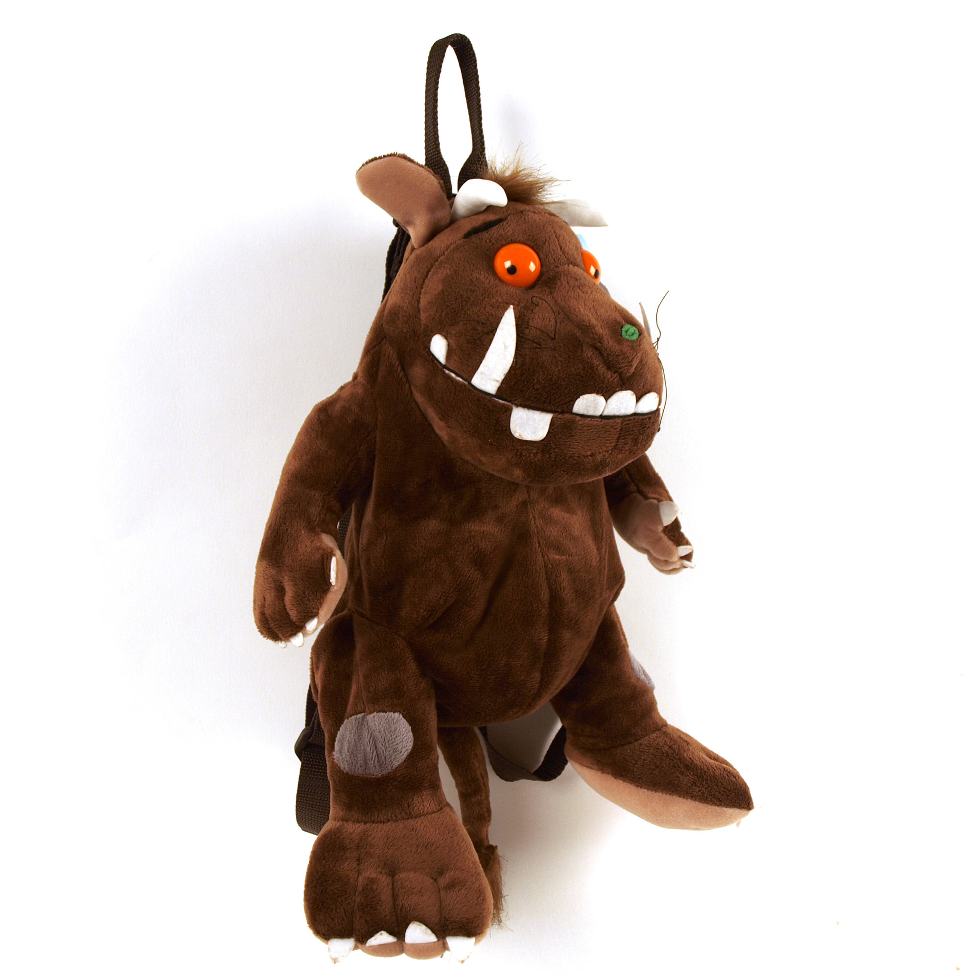 Gruffalo Backpack Pink Cat Shop