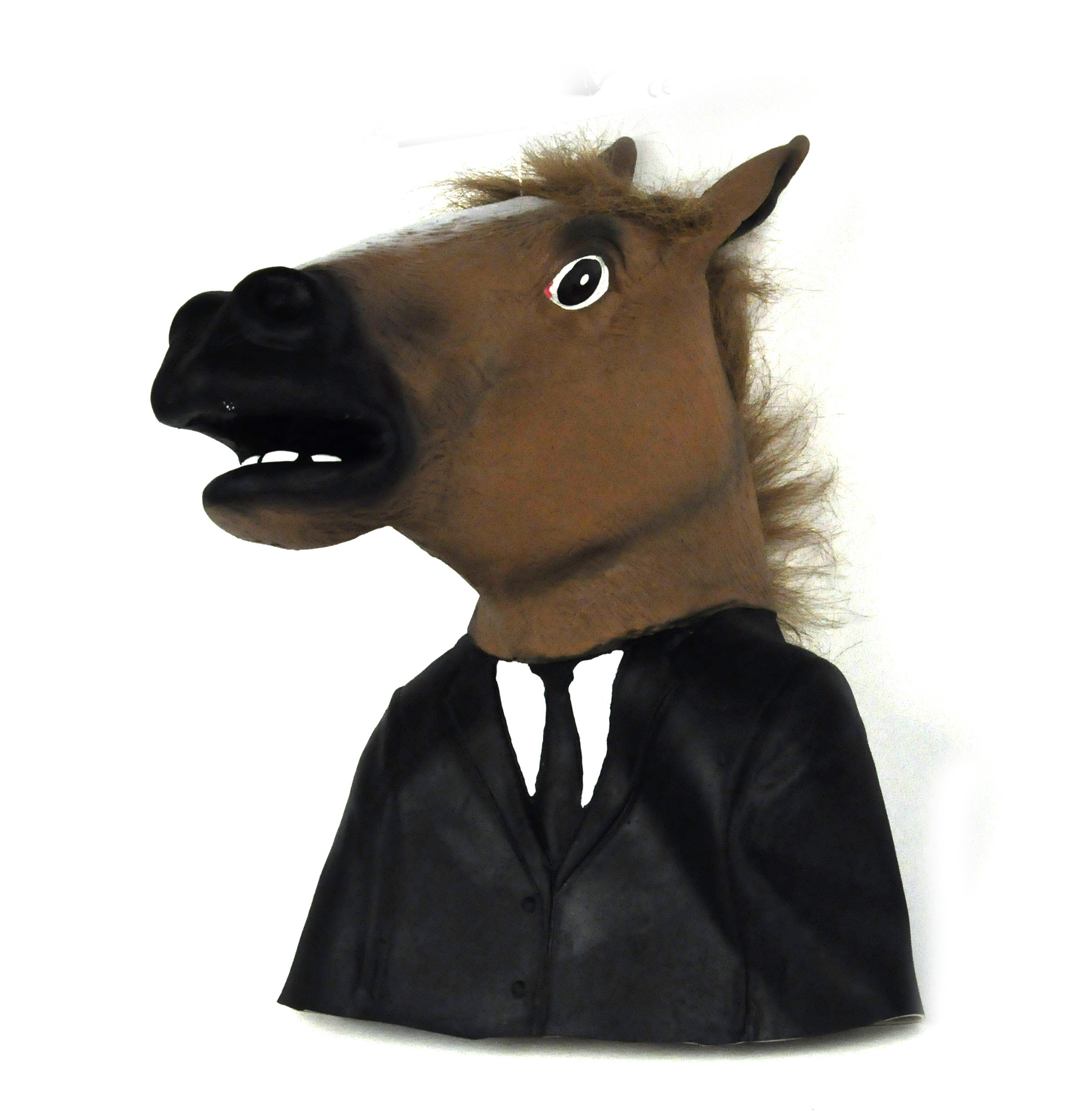 Creepy Hand Horse Ventriloquist Hand Puppet Horse In A