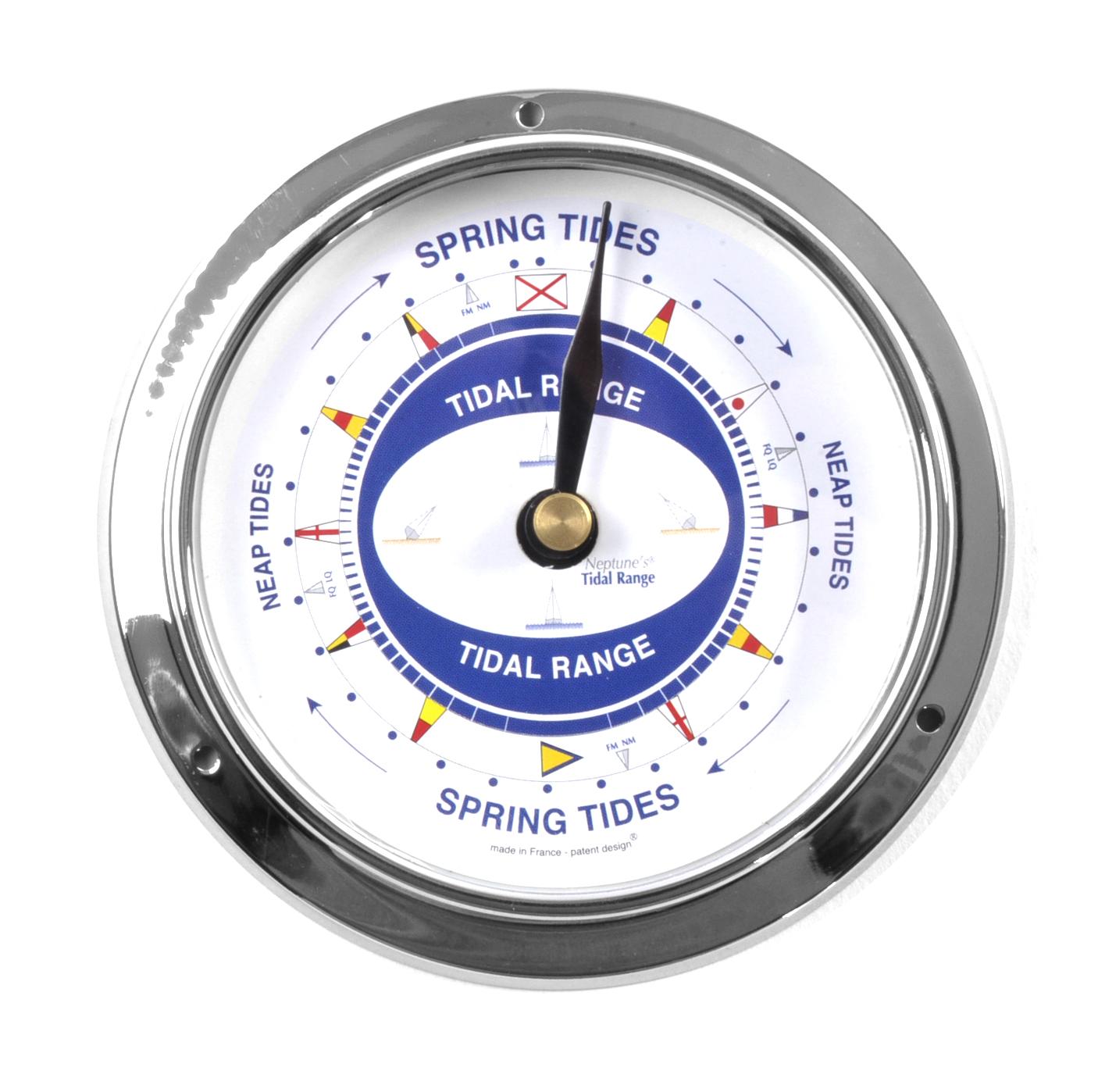 Spring Neap Tide Clock
