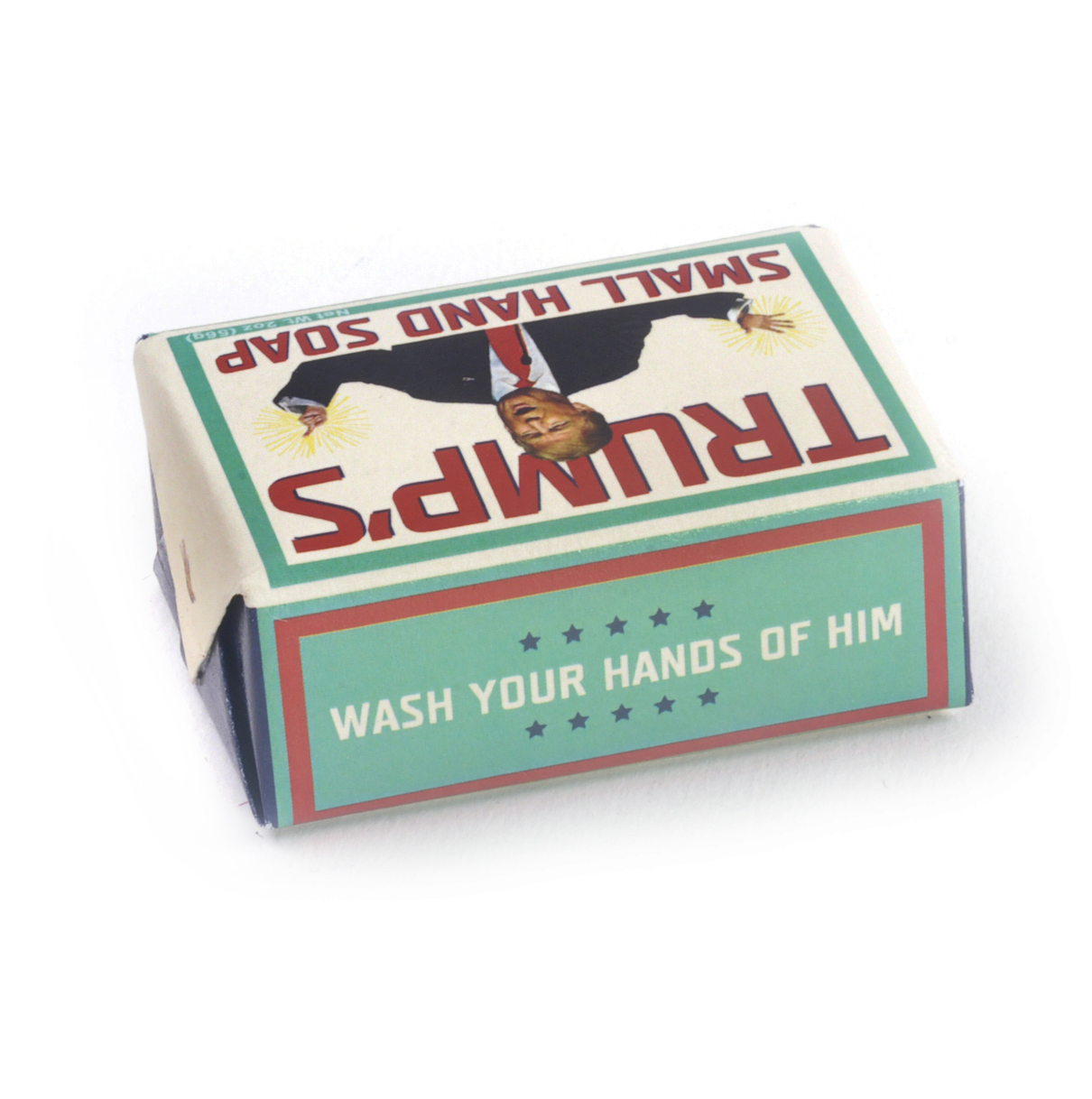 Trumps Small Hand Soap Donald Trump Soap For Dirty