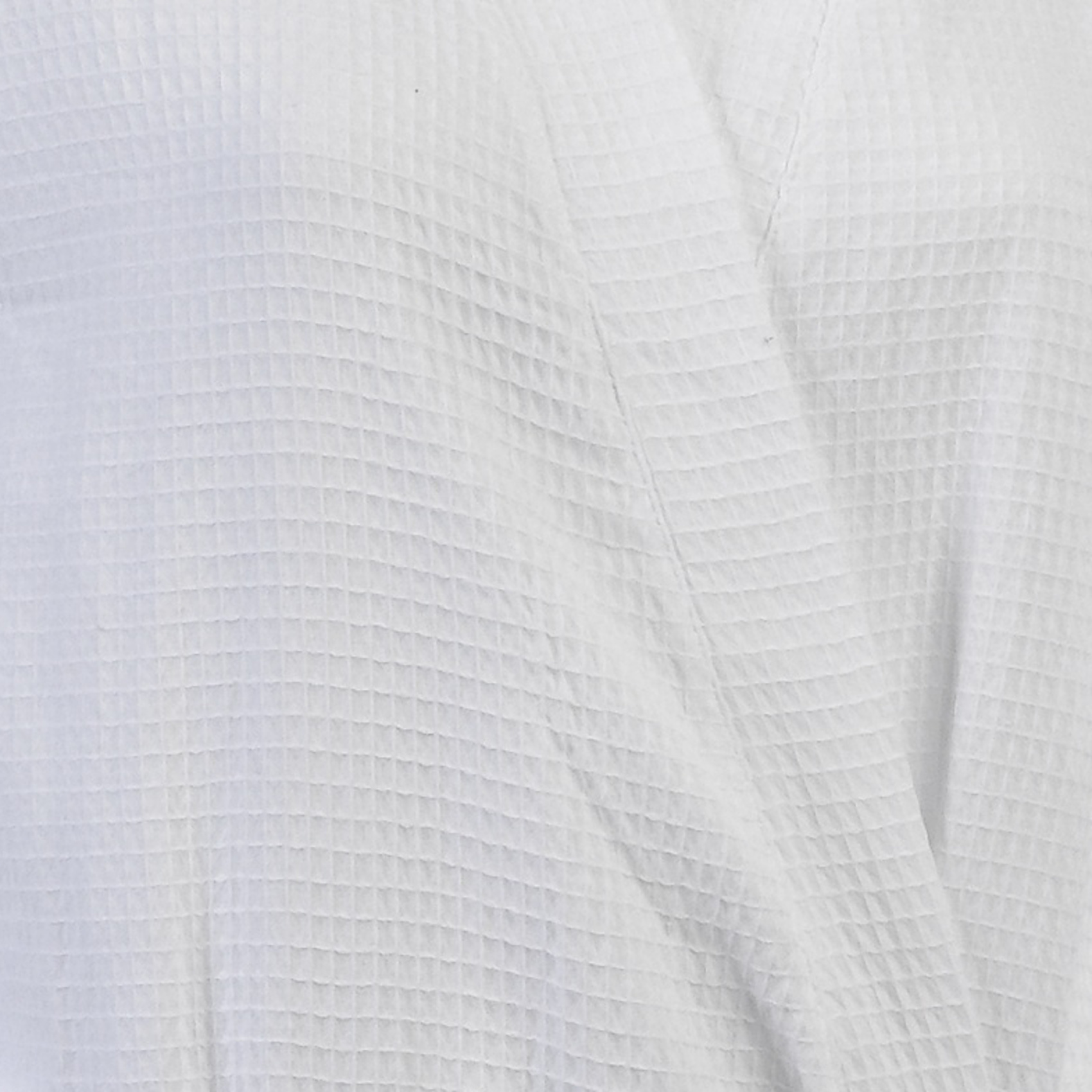 Womens Waffle Dressing Gown La S Lightweight 100 Cotton
