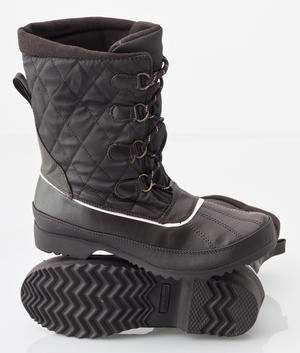 Mill Outlets Ladies Lightweight Athletech Snow Boots